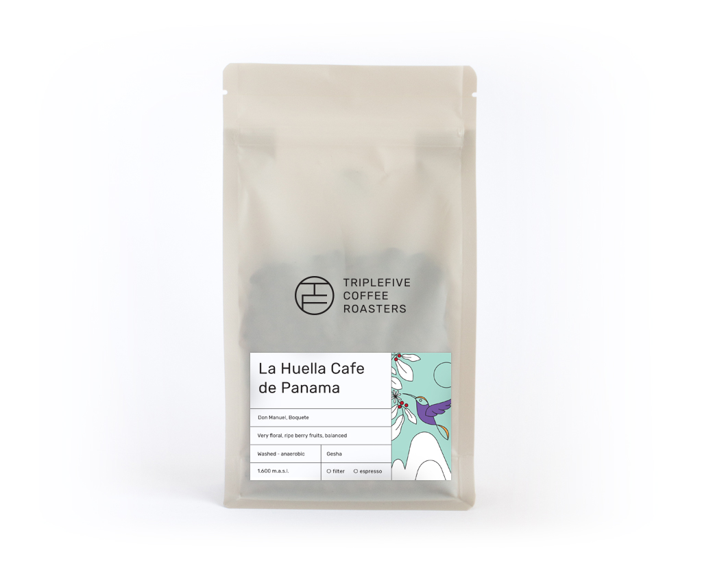 La Huella Cafe de Panama Gesha